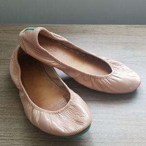 Patent Ballet pink Tieks